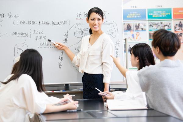 安心の学習環境